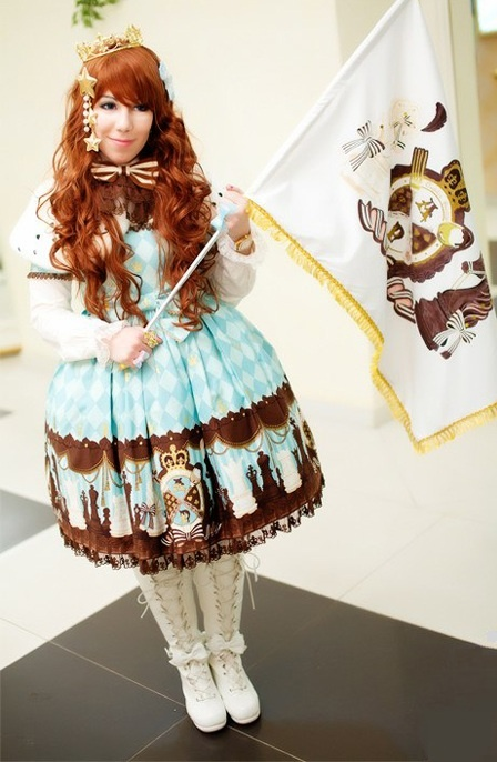 rococo lolita dresses