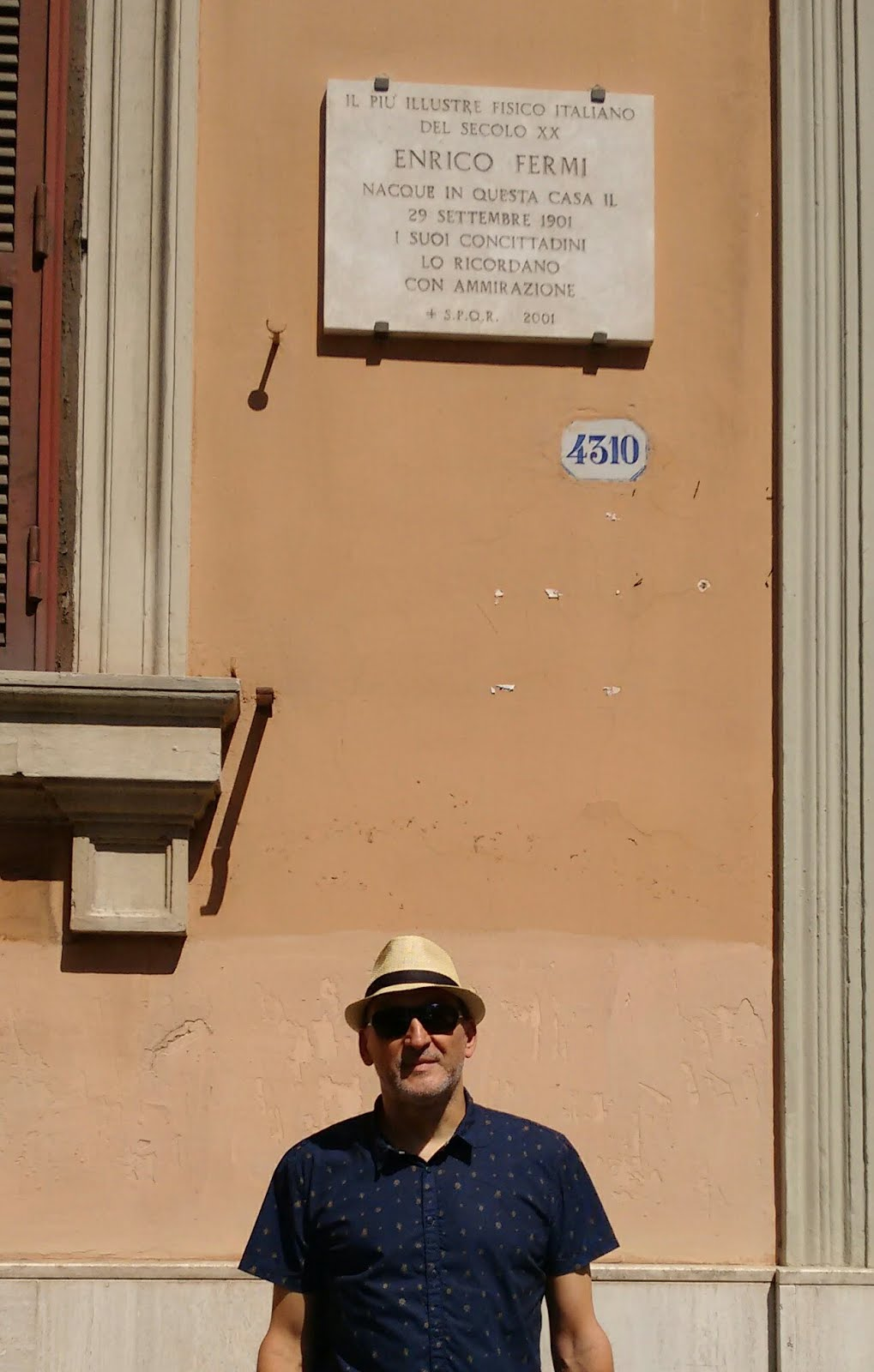 La Casa de Enrico Fermi
