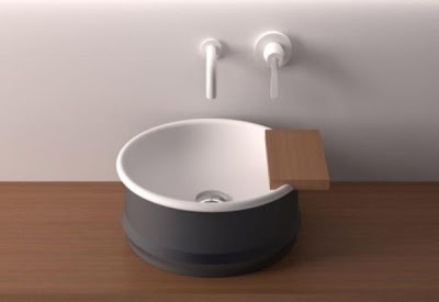 10 Desain Wastafel Modern 2