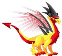 laser dragon