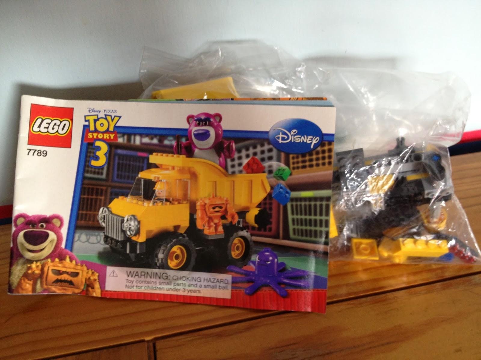 LEGO Chunk From Lotso Dump Truck