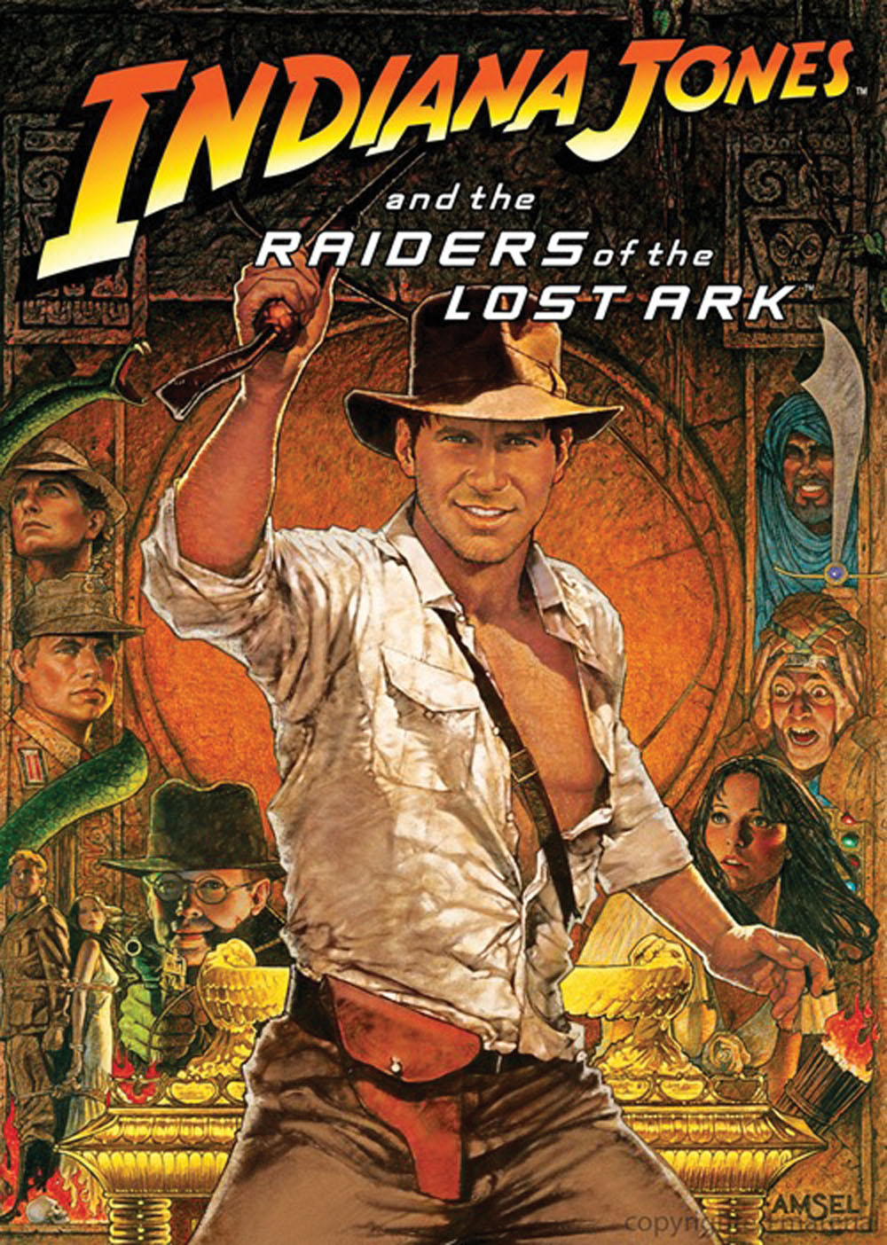 Raiders of the Lost Ark  1981 Raiders Of The Lost Ark
