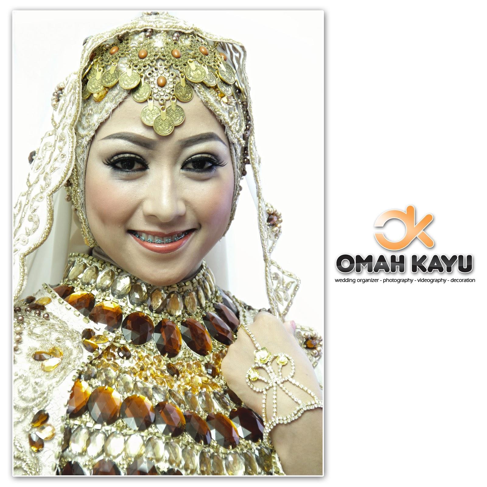 Omah kayu wedding