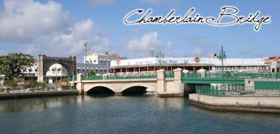 Chamberlain bridge, Bridgetown
