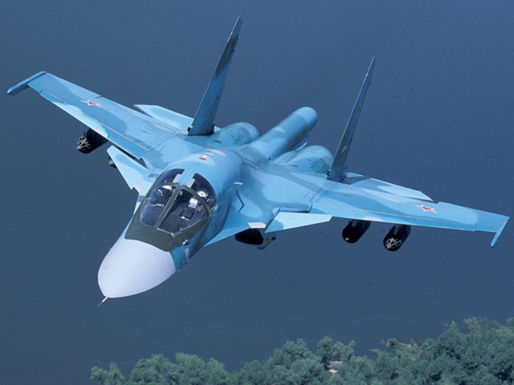 Sukhoi+Su-34+(Russian+Сухой+Су-34 ...