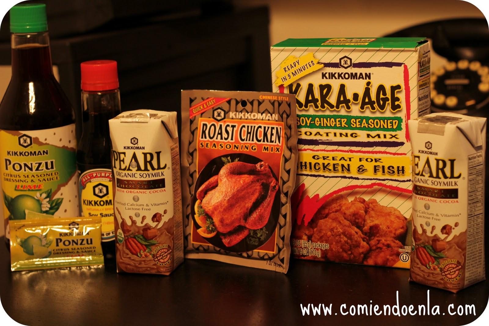 Pollo Salteado con Vegetales Kikkoman Style – Comiendo en
