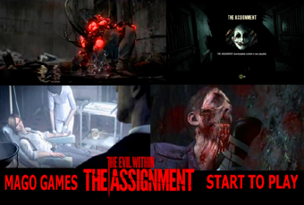 THE EVIL WITHIN THE ASSIGNMENT DETONADO, CLIQUE AQUI: