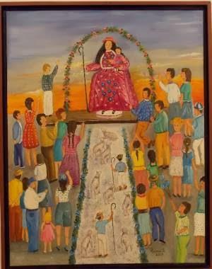 Divina Pastora Unidos por la Fe