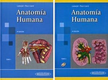 Anatomía Humana Latarjet, Ruiz Liard 4ª Edición