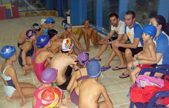 natación-antequera-malaga-andalucia-aquaslava-concurso-dibujos-gorro