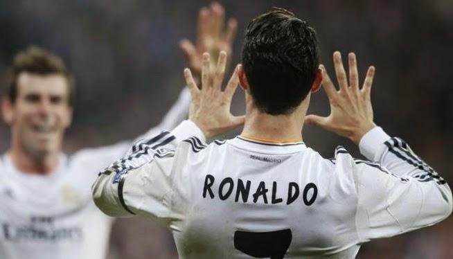 7 Best Cristiano Ronaldo Goals 2014/2015