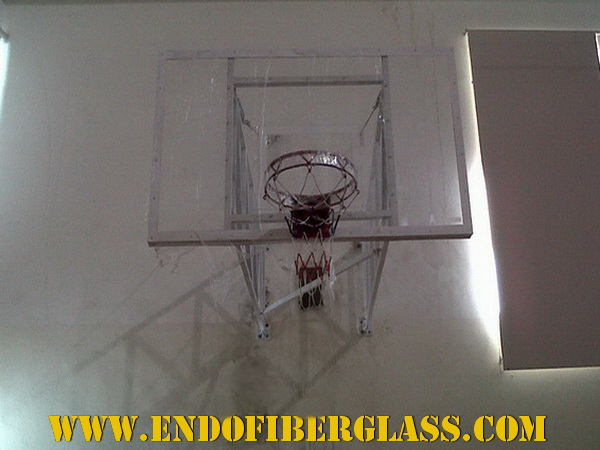 Ring Basket_Papan Ring Basket_Full Tiang Support Ring Basket