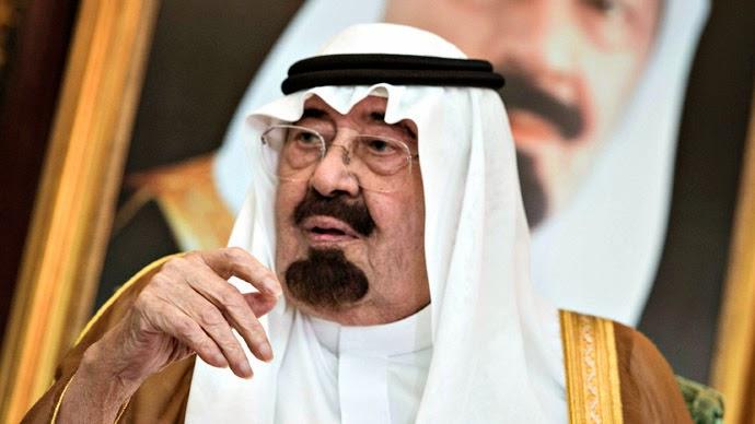 King Abdullah Of Saudi Arabia Dies