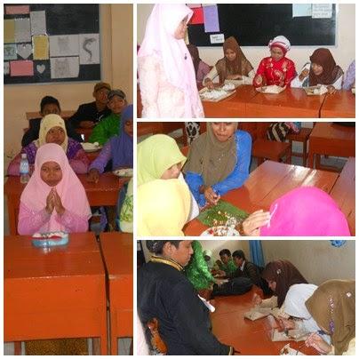 Peringatan Hari Kartini 21 April 2015 SMPN 4 Semin