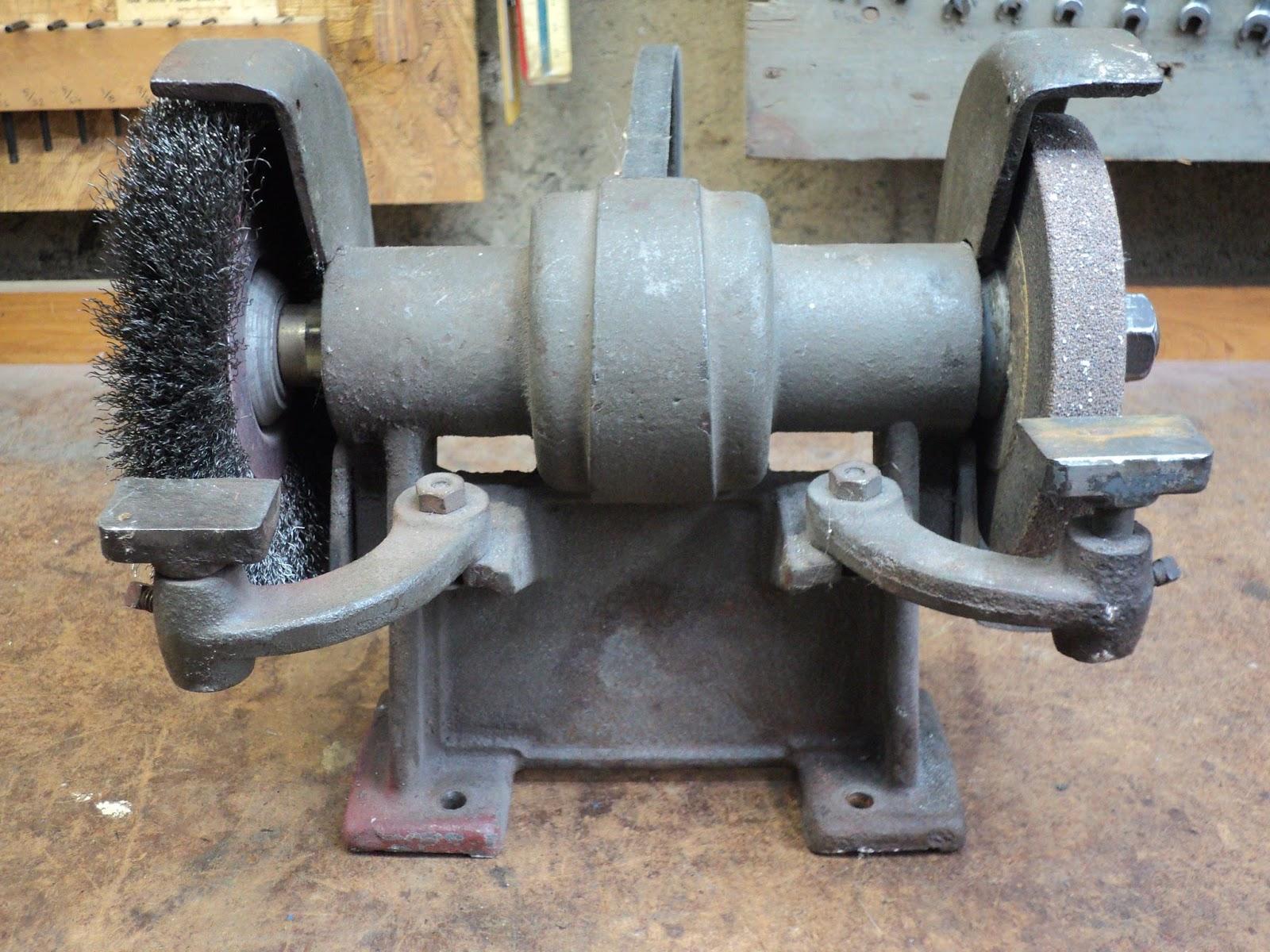 Rouge River Workshop A 6 Bench Grinder Restoration