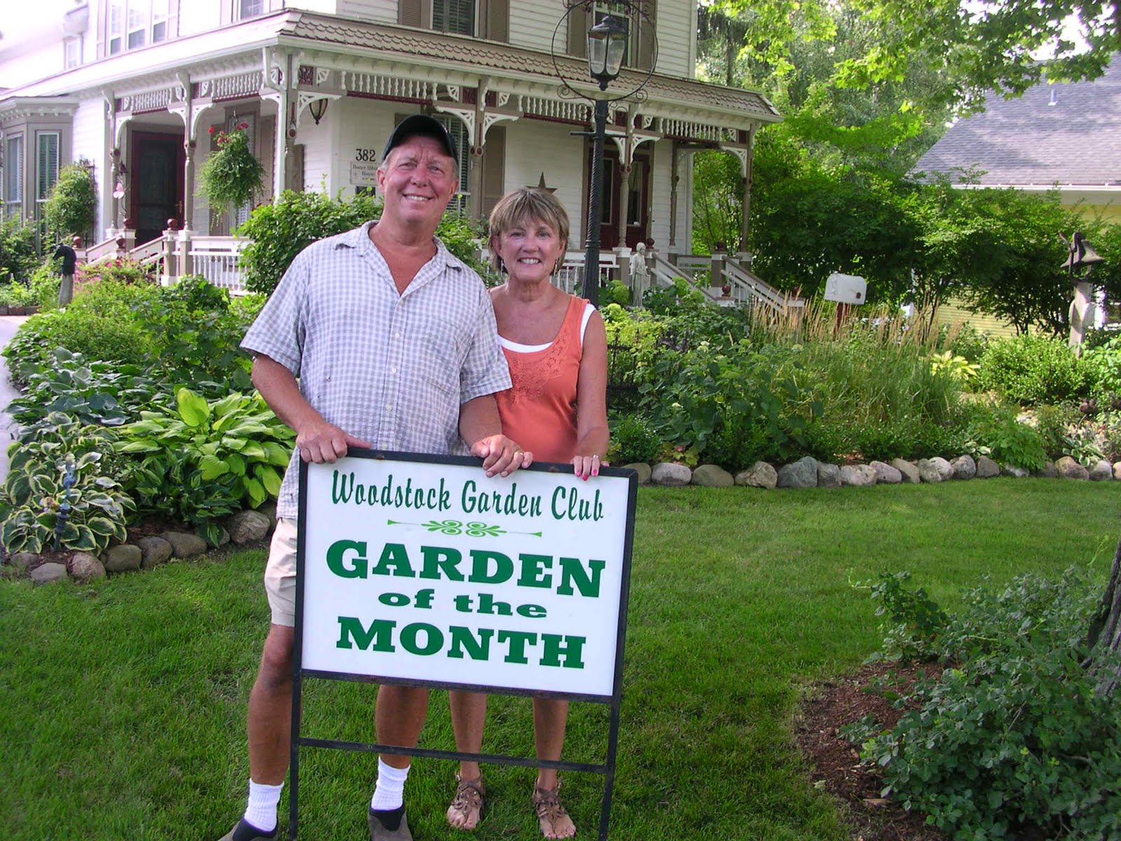 woodstock il garden club blog august garden of the month