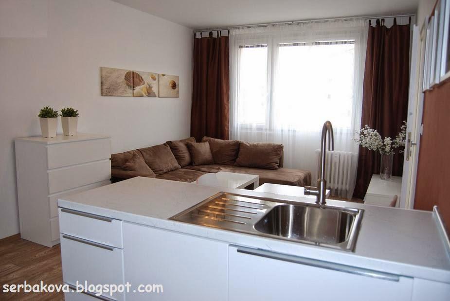 Как сделать спальню с кухни в однокомнатной квартире