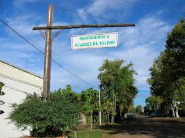 Bienvenidos a Toledo