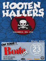 The Hooten Hallers - Boite Live (23/06/2015)
