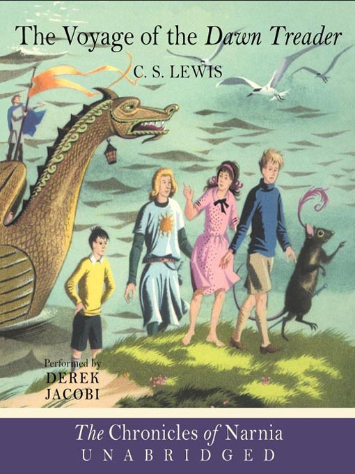a literary analysis of the voyage of the dawn treader by c s lewis Prince caspian is the fourth book in cs lewis's the  read the voyage of the dawn treader,  bad theology and bad literary analysis of the seven stories c s.