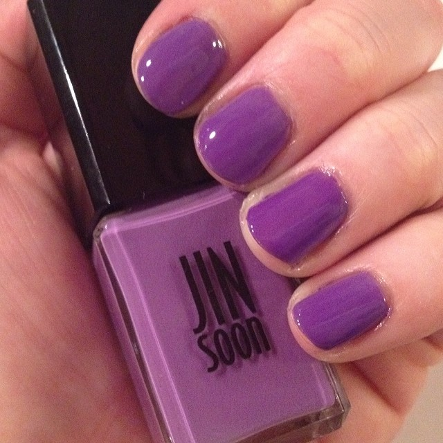 My 2014 in nails, #ManiMonday, Mani Monday, manicure, nails, nail polish, nail lacquer, nail varnish, Jin Soon Voile
