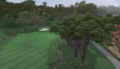 Tiger Woods PGA Tour 07 Games Windows