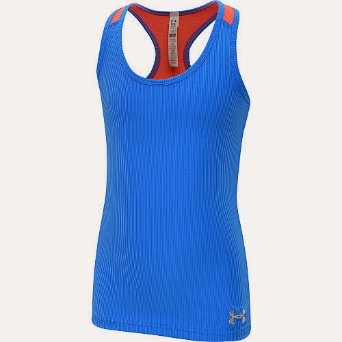 Sports authority coupon 25%: UNDER ARMOUR Girls' Victory Tank
