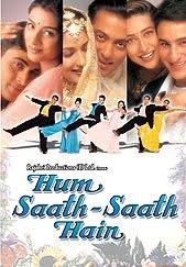 مشاهدة فيلم الرومانسية الهندي Hum Saath Saath Hain مشاهدة اونلاين