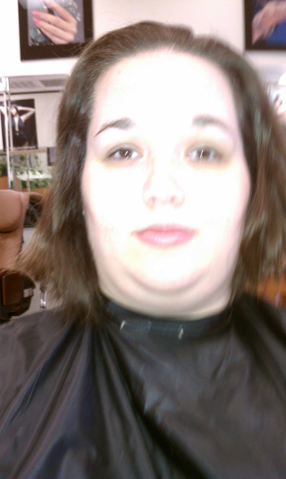 The Fat Mom Guess Who Got A Hair Cut