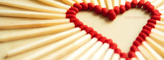 match stick love Cover Photo For Facebook