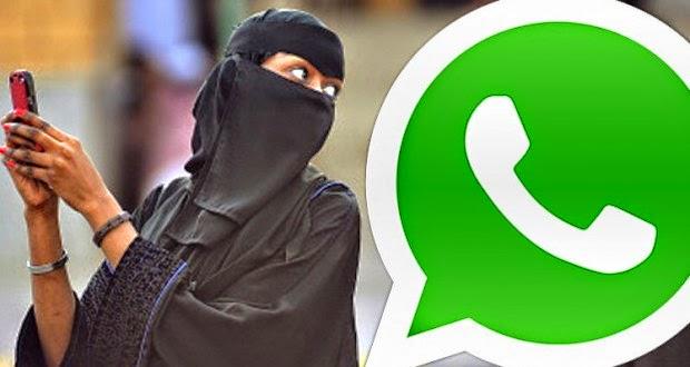 """تحديث في """"واتس آب"""" يكشف سر """"سعودية"""" ويؤدي لطلاقها"""