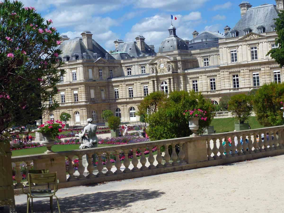 Art de vivre la peinture de peintrefiguratif photos et for Au jardin paris