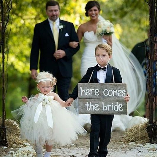 Page Boys Wedding Styles