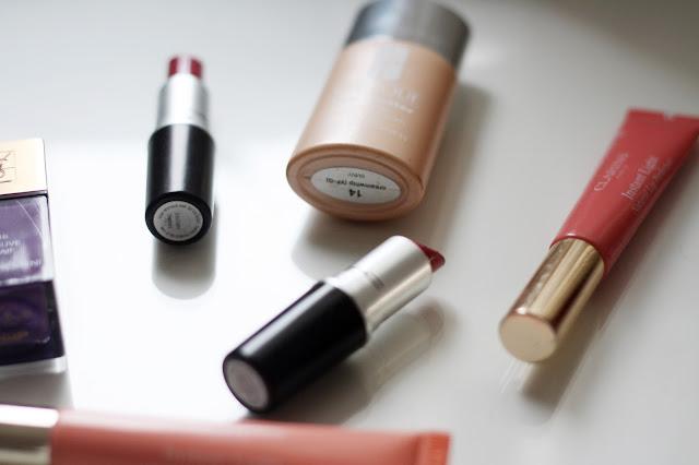 Blog Fleur et Fatale Kiel/Stuttgart: Bloggerin Jaci zeigt Lippenstifte von MAC