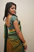 glamorous Anu Sri saree photos-thumbnail-20