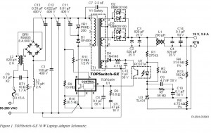 Technology Universal Laptop Power Supply Adapter Circuit Diagram