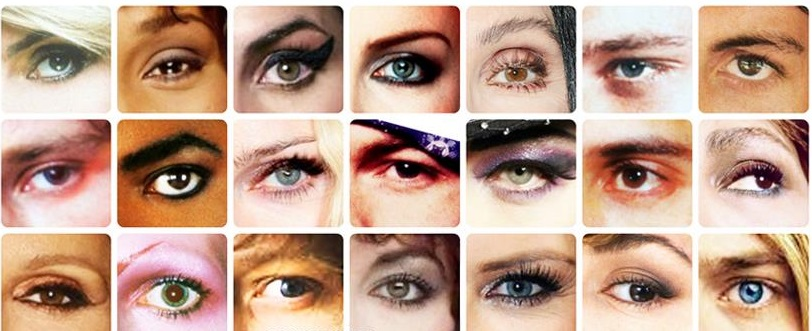 Ojos  Ochenteros