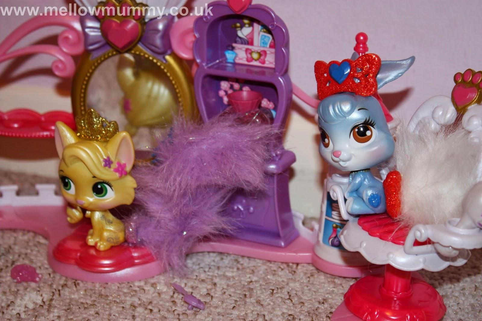 Disney Princess Palace Pets Fury Tail Friend
