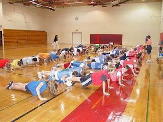 szkoła sport wf zajęcia