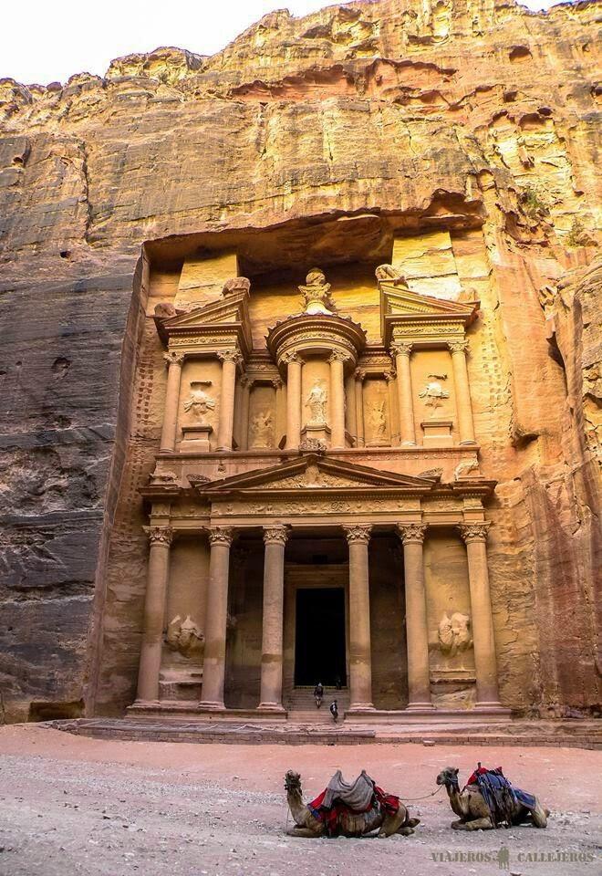 Keindahan Petra, Kota Masa Lampau Di Jordania
