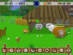 Là tựa game trồng cây trên kho game Zing Appstore, My Farm thu hút người chơi nhờ đồ họa 2D tươi sáng