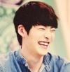 Kim Woo Bin Laughing