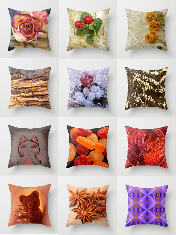 gunadesign guna andersone throw pillows