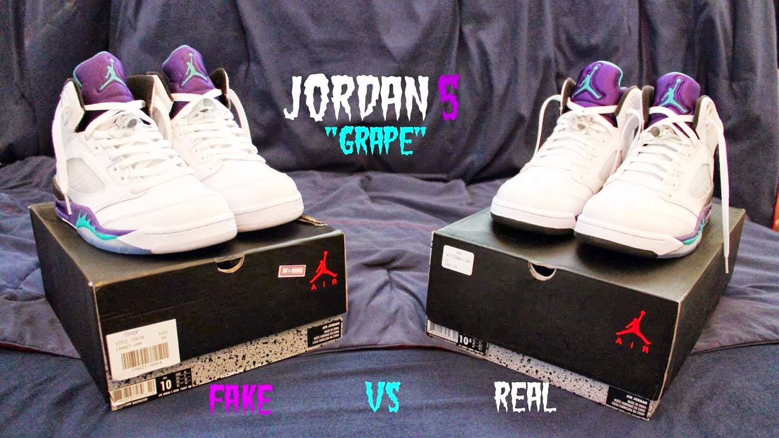 Sneaker heads: Just because somebody is rocking a fake pair of Jordan's does  not mean you should clown or hate them; you hate when people hate on you ...