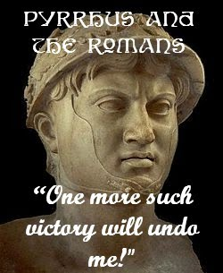 Pyrrhus and the Romans