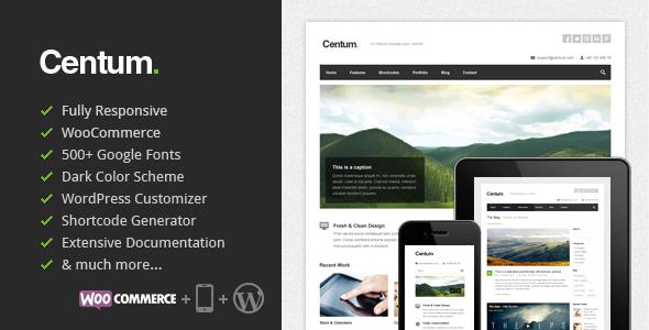 Download ThemeForest Centum V2.4 - Responsive WordPress Theme for free.