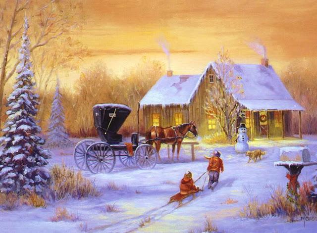Christmas to Remember art