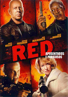 Download - RED: Aposentados e Perigosos - AVI Dual Áudio