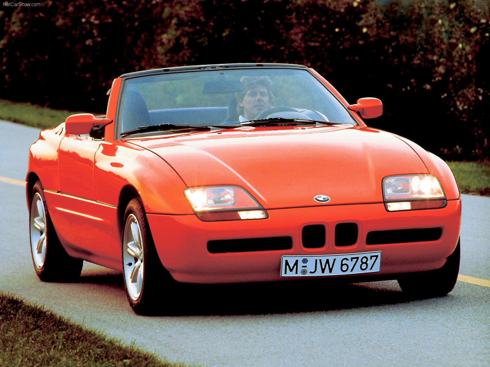BMW-Z1_1988_1600x1200_wallpaper_02 Remarkable Bmw Z1 De Segunda Mano Cars Trend