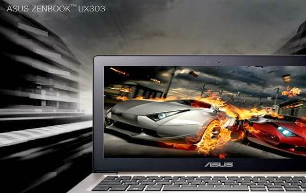 ASUS Releases the Zenbook UX303LN, Starts at Php49,995